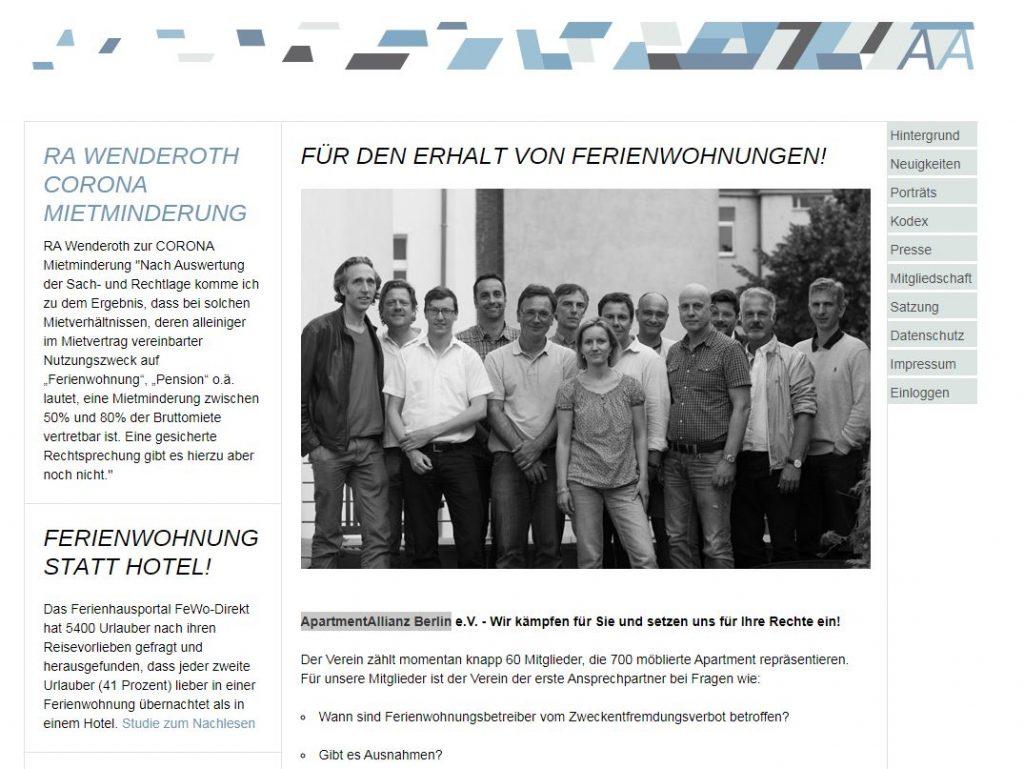 ApartmentAllianze Berlin