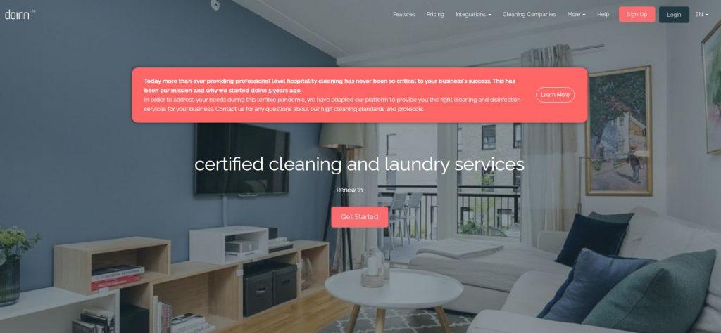 Doinn Cleaning services