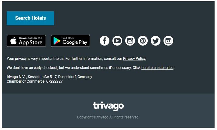 Trivago-mobile