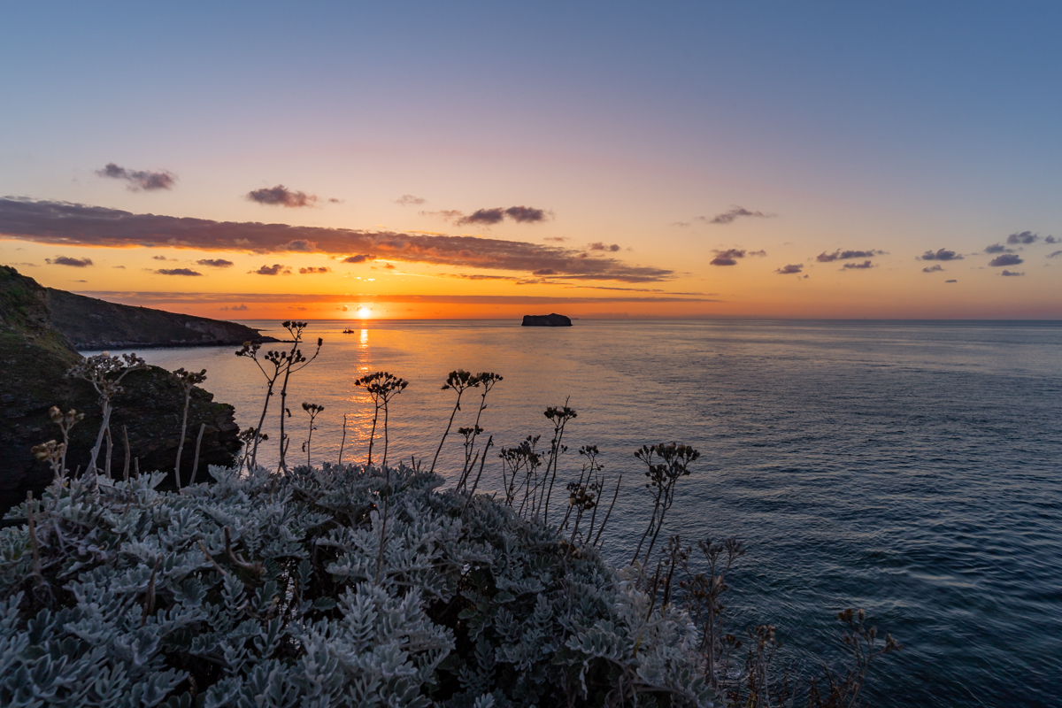 Sunrise over Torquay
